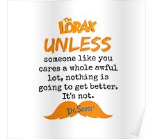 Unless - Some One Like You Poster