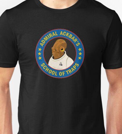 Admiral Ackbar's School of Traps Unisex T-Shirt