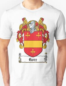 Gore Coat of Arms (Donegal, Ireland) T-Shirt
