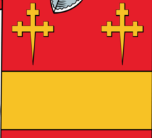 Gore Coat of Arms (Donegal, Ireland) Sticker