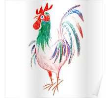 Getho Rooster Poster
