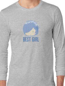 Rem Best Girl Long Sleeve T-Shirt