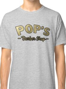Pop's Barber Shop (Luke Cage) Classic T-Shirt
