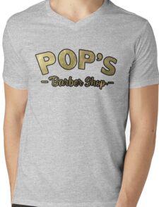 Pop's Barber Shop (Luke Cage) Mens V-Neck T-Shirt