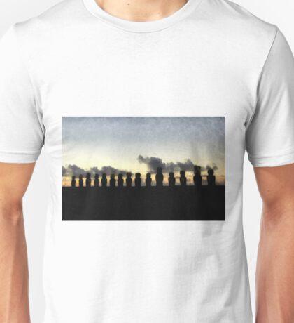 Easter Island Unisex T-Shirt