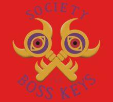 Society of the Boss Keys Kids Clothes