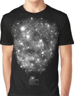 Galaxy Ballon Graphic T-Shirt