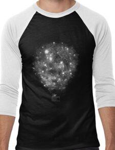 Galaxy Ballon Men's Baseball ¾ T-Shirt