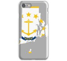Rhode Island iPhone Case/Skin