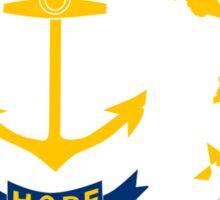 Rhode Island Sticker