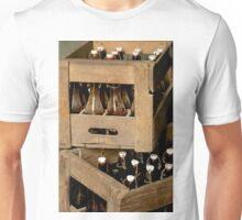 Vintage bottles, vintage crates Unisex T-Shirt
