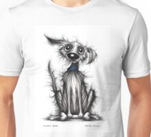 Fuzzy dog Unisex T-Shirt