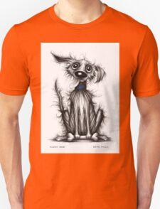 Fuzzy dog Unisex T-Shirt