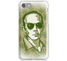 Hunter S. Thompson 420 iPhone Case/Skin