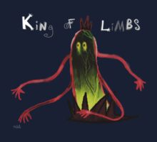 Hail the King of Limbs Kids Tee