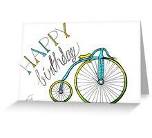 Birthday! Greeting Card