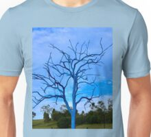 I see trees of blue Unisex T-Shirt