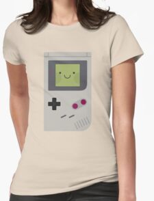 Game Boy Classic Kawaii Womens Fitted T-Shirt