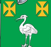 Halpin Coat of Arms (Irish) Sticker