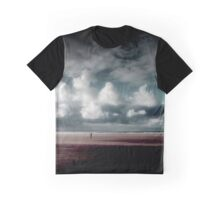 Coast...Wind walkers. Graphic T-Shirt