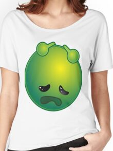 Funny Emotional Emoji For Emoji Lovers Women's Relaxed Fit T-Shirt