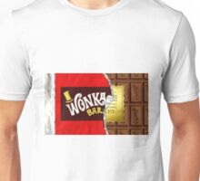 Willy Wonka Golden Ticket Unisex T-Shirt