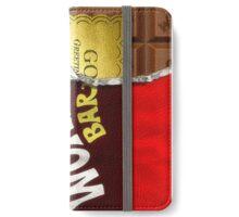 Willy Wonka Golden Ticket iPhone Wallet/Case/Skin