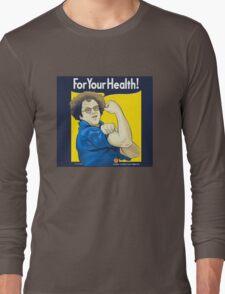 Dr Steve Brule Long Sleeve T-Shirt