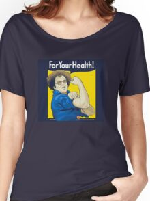 Dr Steve Brule Women's Relaxed Fit T-Shirt