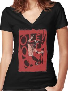 El Generico - Ole, Ole, Ole Shirt Women's Fitted V-Neck T-Shirt