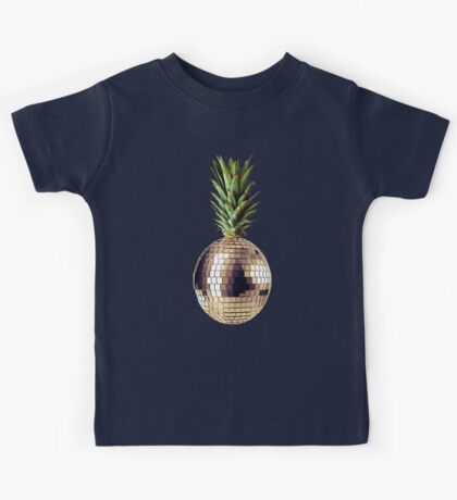 Ananas party (pineapple) Kids Tee