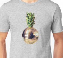 Ananas Party (pineapple) blue version Unisex T-Shirt