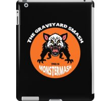 This is Monstermash - Werewolf Edition iPad Case/Skin
