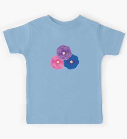Cute Flowers Kids Tee