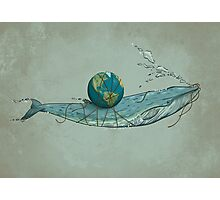 Save the Planet II Photographic Print