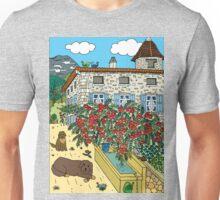 Beautiful Farm of Brigaudière v2 Unisex T-Shirt