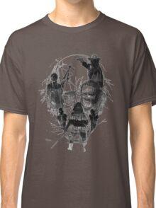 Walking face Classic T-Shirt