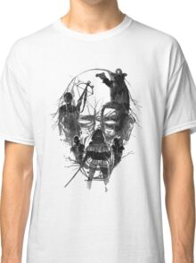 Walking face Classic T-Shirt