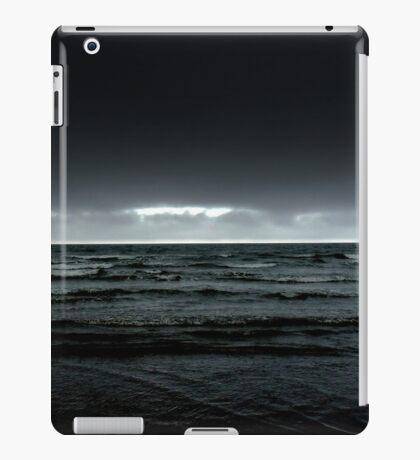 Coast...Dark coast! iPad Case/Skin