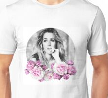 Gillian Anderson - Flower Queen Unisex T-Shirt