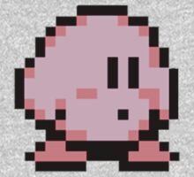 Kirby - 16bit Kids Clothes