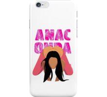 Anaconda Pt 2 iPhone Case/Skin