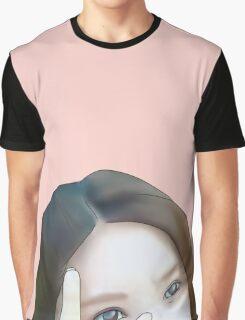 Hyomin Graphic T-Shirt