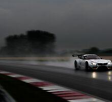 Rainy race by Tomáš Fried