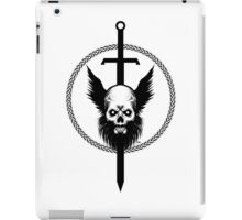 Skull & Sword iPad Case/Skin