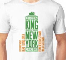 McGregor King of NY Unisex T-Shirt