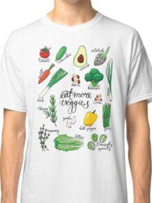 Veggies Classic T-Shirt
