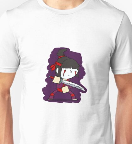 Brawlhalla - Hattori Unisex T-Shirt
