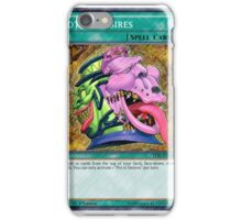 Banish 10 cards from the top of your deck, face down, draw 2 cards iPhone Case/Skin