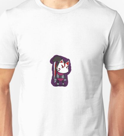 Brawlhalla - Kitsune Hattori Unisex T-Shirt